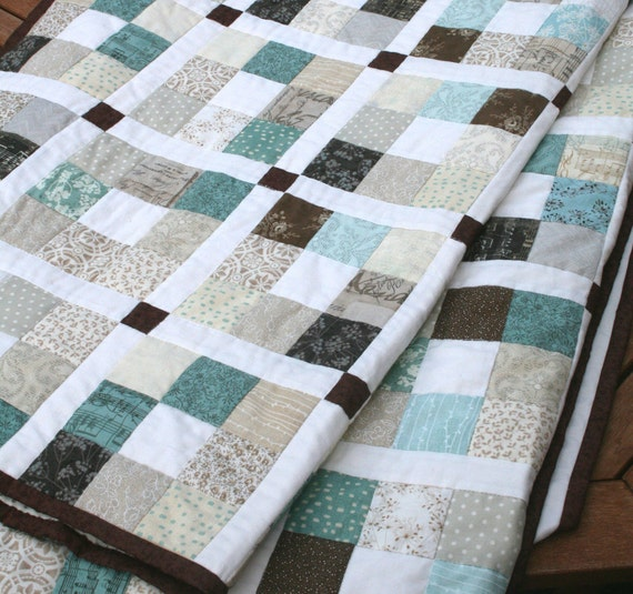 Jelly Roll Quilt Pattern Pdf 5 Sizes Crib To King