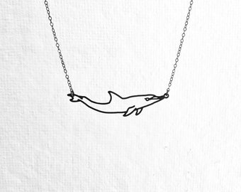 Dolphin Porpoise Necklace