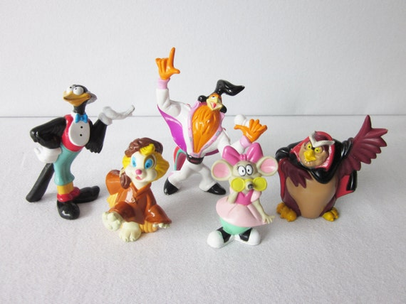 Dairy Queen Toys : Reserved rock a doodle toy figures dairy queen kids meal