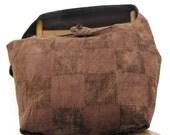 CROSSBODY HOBO BAG - Boho Bag - Cross Body Bag - Slouch Bag - Brown Hobo Bag - Large Bag - Sling Bag - Across Body Bag - Hippie Bag
