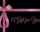 Mary Kay Gift Certificate Printable