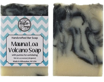 Pumice Soap - Mauna Loa - Tropical - Fruity - Vegan