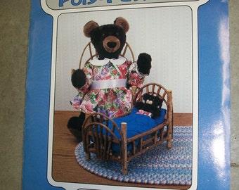 Poly-Pattern: Mama Bear and Baby Bert