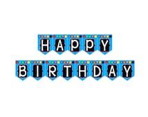 Skylanders Trap Team Birthday Party Banner
