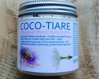 Coco-Tiare Polynesian Monoi Body Butter