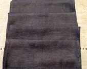 Napl 1510E Steel Gray Napkins Made From Natural Heavy Cotton, Set of 5