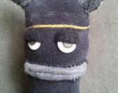 Sock Monster RESERVED for Brit