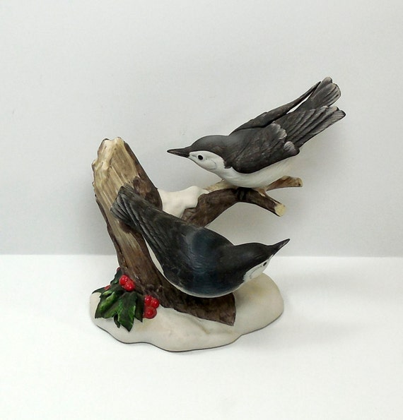 Avon Nuthatch Figurine