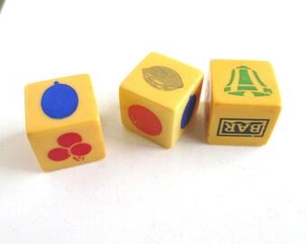Slot machine dice game rules