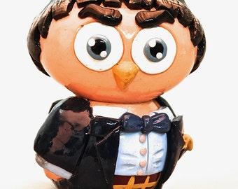 2nd Doctor Whoooo
