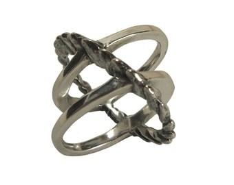 ORBIT Sterling Silver Ring
