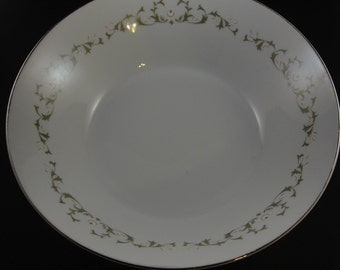 Sheffield Fine China  Elegance Pattern 502 Serving Bowl