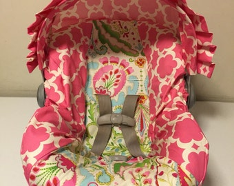 3 Piece Set Realtree Camo Fabric Infant Car By