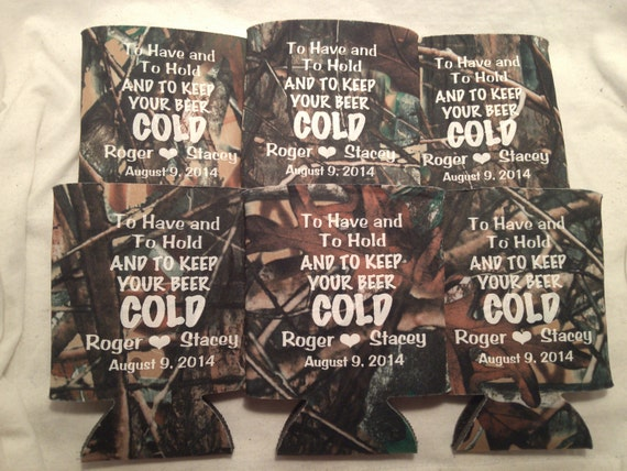 To have and to hold can coolers design 1217 lot 25 to 300 personalized