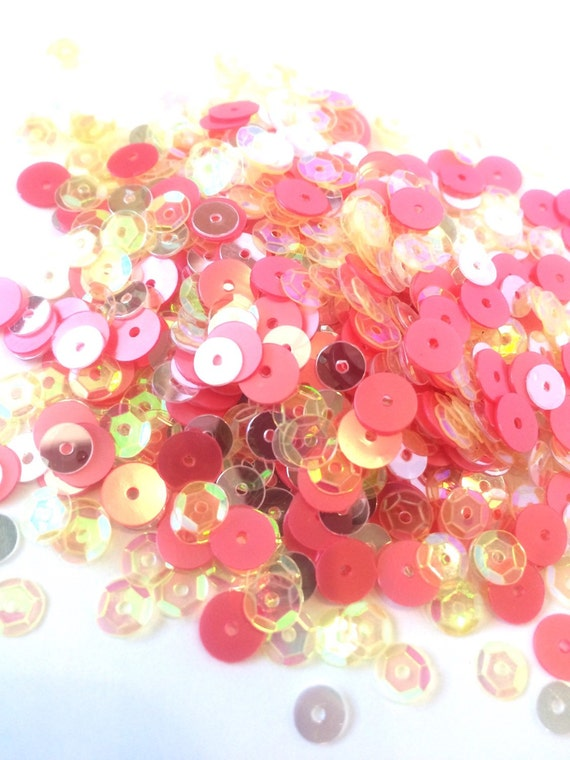 Sunny Rose Sequin Mix