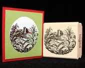 farm rubber stamp
