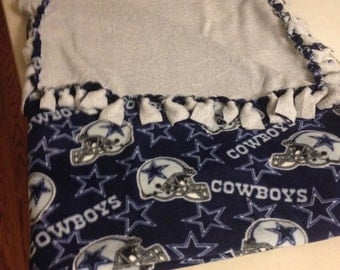 Dallas football no see blanket                 Made to order