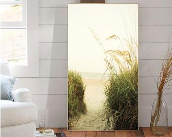 Art, Photography, Home Decor, Beach Landscape, Coastal Dunes Print, Cottage Home Decor, Ocean  Scene, Beach Grasses