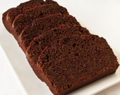 Gingerbread Loaf Cake - Homemade Fresh Cake