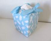 Tissue Box Cover/Polar Bear