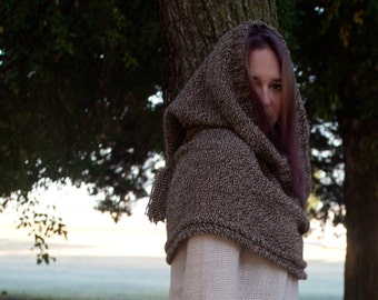 Nora's Hood - Knitting Pattern