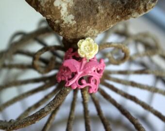 Chico Ivory Cherry Blossom Ring