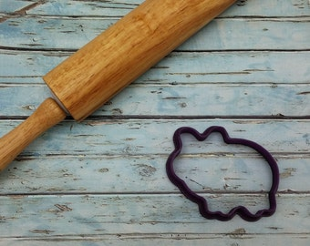 LadyBug / Pig / Pug Cookie Cutter and Fondant Cutter and Clay Cutter