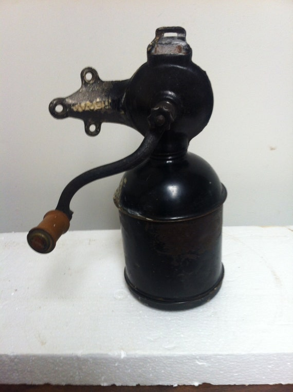Wall Mounted Grinder ~ Antique wall mount regal coffee grinder