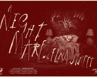 A Nightmare on Elm Street: QFT & Jameson Presents Film Poster