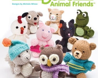 Amigurumi Animal Friends