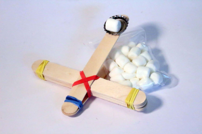 Marshmallow Launcher Marshmallow Catapult Marshmallow