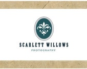 PreDesigned PreMade Custom SCARLETT Logo Design - Business Branding