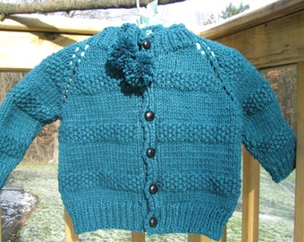 button up hooded sweater for toddler 2T