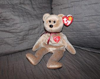 TY Beanie Baby - 1999 SIGNATURE BEAR