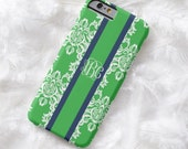 Design Your Own Personalized iPhone Case, iPhone 4/4S, iPhone 5, iPhone 6, iPhone 6S, iPhone 5s, Monogrammed Phone Case