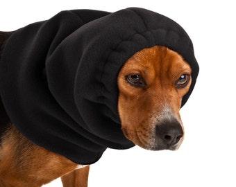BEAGLE Dog Hood, Dog Hat, Snood, Hood,