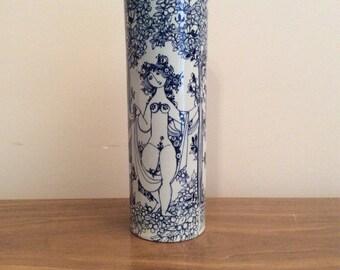 Bjorn Winblad Nymolle Denmark Tre Gratier Vase