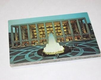 25 Vintage New York Chrome Postcards Blank - Wedding Guestbook