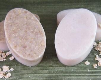 Oatmeal Scrub Face Soap
