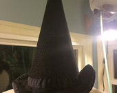 Wicked Witch of the West Hat - Elphaba Replica