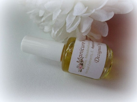 Manicure in a Bottle, Nail & Cuticle Renewal