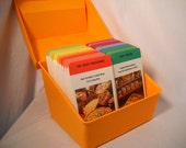 Betty Crocker Recipes Step By Step In Orange Divider Box