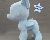 Instant Download Filly and Colt Plush Sewing Pattern