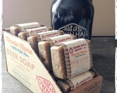 Beer Soap - Masala Mama Beer Soap, Minneapolis Town Hall Brewery Beer Soap, Father's Day, Natural Soap
