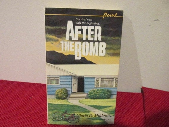 an overview of after the bomb by gloria miklowitz After reading this book, i think that gabriel is a true hero alex klement  flinch  and his teammates save paris from bombing, manhattan  introduction to and  foundations of education  robert lipsyte, gloria d miklowitz, david lubar.