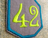 Number 42 - Patch