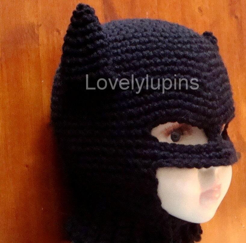 Batman baby crochet pattern baby beanie batman hat pattern this is a digital file dt1010fo