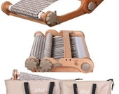 """Knitters Loom Combo, Loom and Bag 28"""", Ashford US ONLY"""