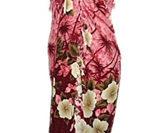 Tropical Coverup, Skirt, Dress