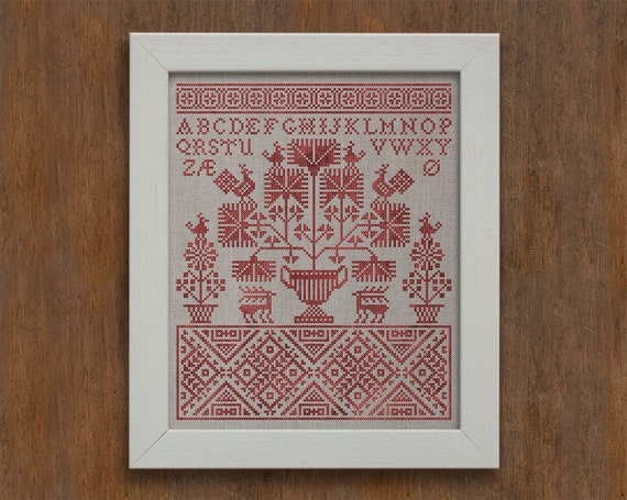 Letters from the North, No. 3 - Instant Download PDF Pattern